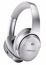 Bose QuietComfort Series II Qc35 Noise Cancelling Wireless Headphones - Silver