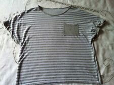 Unbranded Cotton Blend T-Shirts, Tops & Shirts for Girls (2-16 Years)