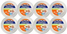 Hefty Soak Proof Tableware 60 Plates Set of 2