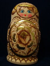 Russian Genuine MATRIOSHKA Doll