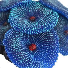 Decoration Silicone Aquarium Artificial Resin Coral Sea Plant Nontoxic Ornament