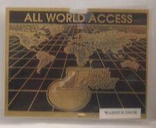 "Dan Seals - Original ""Golden"" Laminate Concert Tour Backstage Pass *Only One*"
