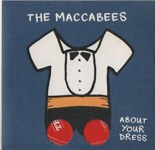 THE MACCABEES About your dress   2 TRACK CD  NEW - NOT SEALED