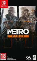 Metro Redux (Switch)  BRAND NEW AND FACTORY SEALED