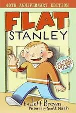 USED (VG) Flat Stanley: His Original Adventure! by Jeff Brown