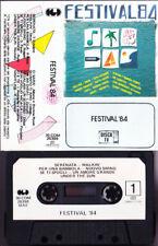 FESTIVAL DI SANREMO '84 | Rara MC | Patty PRAVO Giorgia FIORIO AL BANO ROMINA |
