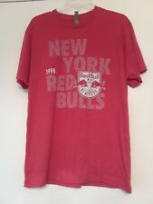 New York Red Bulls T-shirt Large New Metrostars