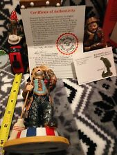 The original Emmett Kelly Circus Collection, Looking Out # Ek6342