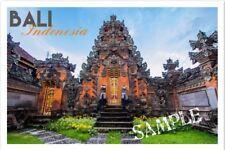 "Bali Indonesia - Travel - Souvenir - 2""x3"" Flexible Fridge Magnet"