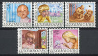 Luxembourg 1984 Mi. 1112-1116 Neuf ** 100% Enfants, Caritas