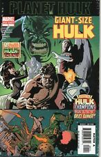 Marvel Planet Hulk Giant-Size Hulk One-Shot (Aug. 2006) Mid Grade