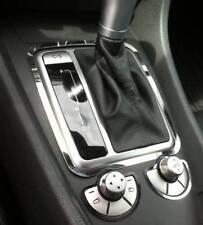 D Mercedes SLK R171 Chrom Rahmen für Schaltkulisse Edelstahl poliert 3 Teile