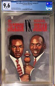 BO JACKSON versus MICHAEL JORDAN 1  Personality Comics 1992 VERY RARE 2135702022