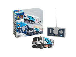 Revell Control Mini RC Homme Tgs 26.320 Garbage Truck, Art. 23486