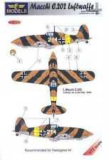 LF Models Decals 1/72 MACCHI C-202 Luftwaffe Fighter