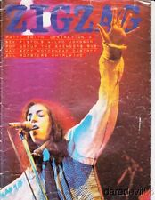 April/May 1978 Zig Zag #83 PATTI SMITH SEX PISTOLS MOTORHEAD GENERATION X