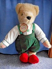 "Fussy Vanderbear ""New England Country Christmas"" New"