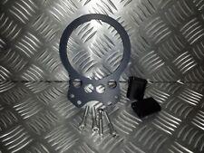 TRIUMPH BONNEVILLE THRUXTON SINGLE CLOCK BRACKET IDIOT LIGHTS