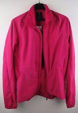 Adidas Women's Damen Training Fleece Jacke / Rosa - Gr. 40 M  - G92590  #4