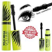 New Max Factor Wild Mega Volume Mascara Volumising 3x More Volume 11ml Black