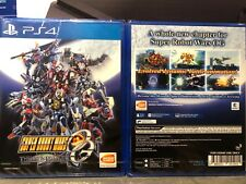 PS4 SUPER ROBOT WARS OG: MOON DWELLERS ASIA ENGLISH VERSION RARE!