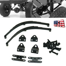 2PCS Steel Leaf Spring Suspension for 1:10 RC4WD TF2 D90 RC Cars Crawler US
