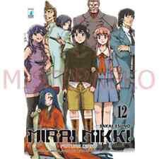 Manga - Mirai Nikki - Future Diary 12 - Star Comics