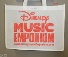 DISNEY MUSIC EMPORIUM d23 WHITE shopping SWAG BAG convention con