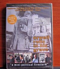 Orwell Rolls In His Grave by Robert Kane Pappas- *New 2006 DVD Documentary Media