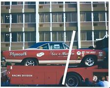 1960s Drag Racing-Sox & Martin's 1968 Hemi Plymouth Road Runner-THE BOSS