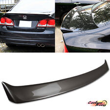 PAINTED HONDA CIVIC 8 8th SEDAN REAR TRUNK SPOILER WING ABS 2011