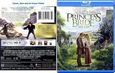 The Princess Bride ~ Blu-ray ~ Cary Elwes, Robin Wright (1988) Mgm