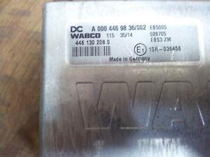 Mercedes Benz Actros MP4 brake control unit, EBS III 0004469836, 4461302080