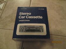 VINTAGE REALISTIC STEREO CAR CASSETTE UNDER DASH BRAND NEW MIB CLASSIC CAR