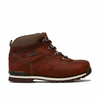 Junior Boys Timberland Splitrock 2 Boots In Brown