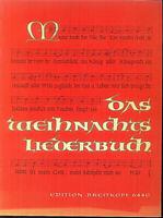 """Siegfried Strohbach: """" Das Weihnachts Liederbuch """""""