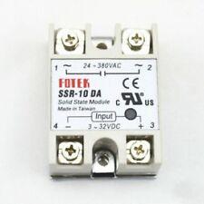 24-380V 10A SSR-10 Módulo De Relé De Estado Sólido da controlador PID Temperatura (L99)