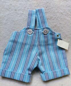 Superbe Pantalon de Crackle, Pour Env. 25 CM Oursons Avec Beinaufschlag, Unikat-