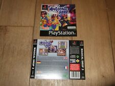 MAGICAL DROP 3 FRONT & BACK INLAYS / INSERTS ARTWORK FOR PS1 NO GAME DISC ETC