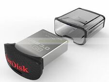 SanDisk USB 16GB 16G Ultra Fit USB3.0 Flash Pen Drive Mini Nano New