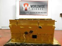 CAT 3406E Cylinder Block, Good Used Part.
