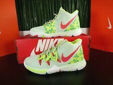 Nike Kyrie 5 EYBL Green Basketball Shoes CQ3566-300 Size 4.5Y / Womens Size 6