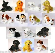 ADOPT A PUPPY SERIES 1 FIGURINES FIGURE COLLECTIBLE ***RETIRED*** 14 DOGS NEW