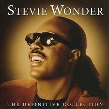 Definitive Collection [2CD] by Stevie Wonder (CD, Nov-2005, 2 Discs, Universal International)