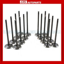 FITS 99-10 SUBARU 2.2L 2.5L SOHC EJ22E EJ25 INTAKE & EXHAUST ENGINE VALVES KIT