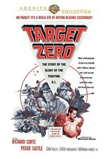 TARGET ZERO dvd (1955) - RICHARD CONTE, PEGGIE CASTILLO, Harmon Jones