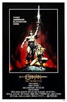 "Conan The Barbarian Movie Poster 24x36"""