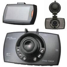 "HD 2.2"" LCD 1080P Car DVR Vehicle Camera Video Recorder Dash Cam Night Vision FR"