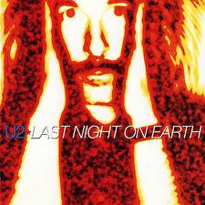 Last Night on Earth [Maxi Single] by U2 (CD, Jul-1997, Island (Label))