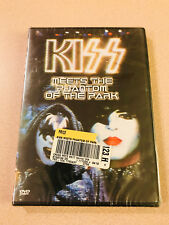 Kiss - Phantom Of The Park DVD - OOP Recalled Cheezyflicks Orig Release New!